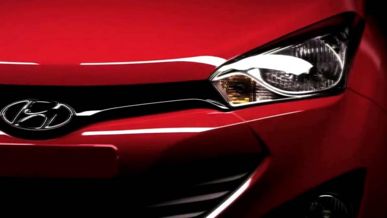 Hyundai HB20 - front fascia