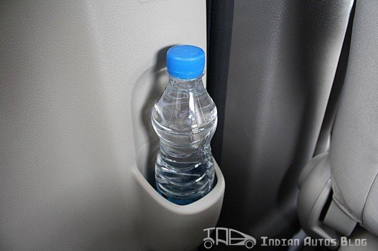 Nissan Evalia water bottle holder