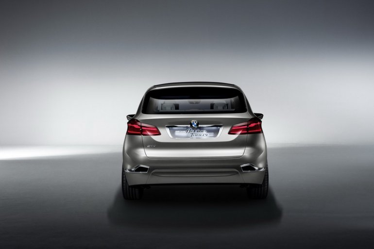 BMW Concept Active Tourer rear