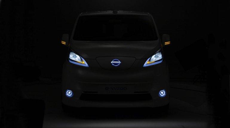 Nissan e-NV200 Panel Van Concept