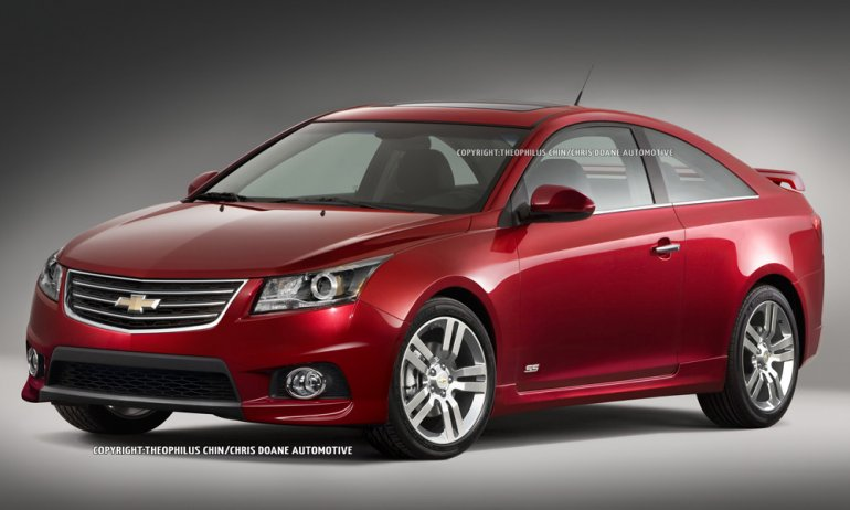 2012 Chevrolet Cruze Coupe
