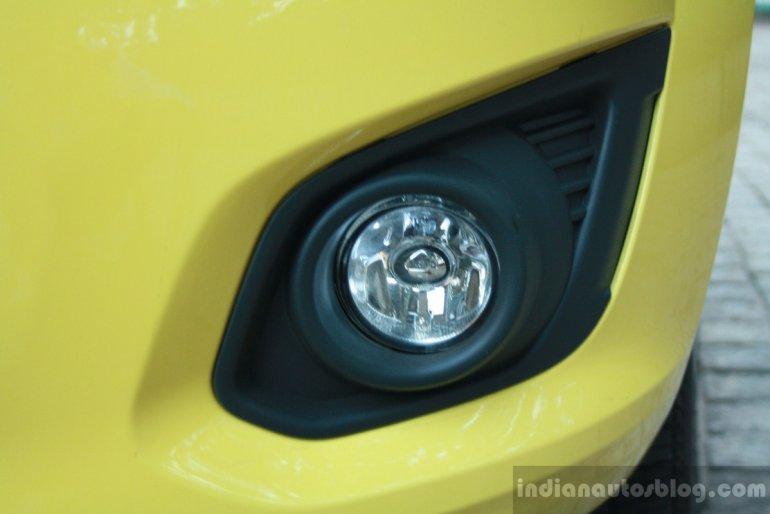 Ford Figo facelift fog lamps