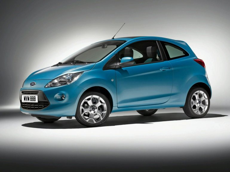 Ford Ka mini car
