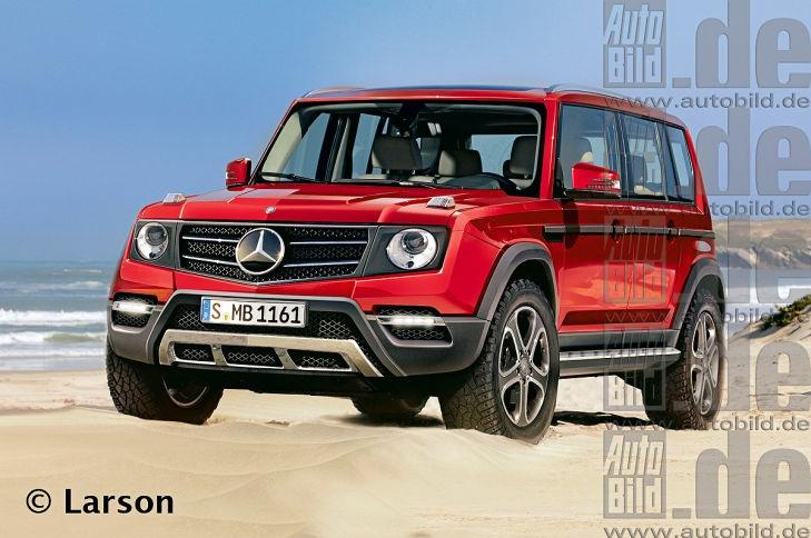 Mercedes GLG
