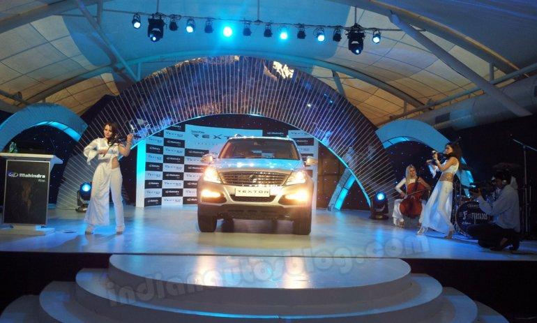 Ssangyong Rexton launch India
