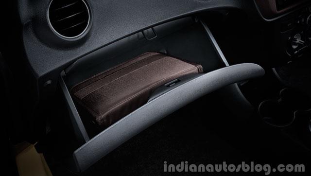 Honda Brio Amaze glovebox