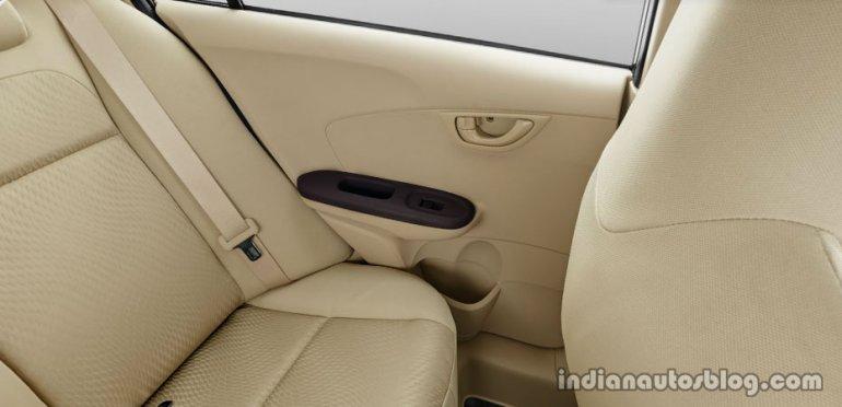 Honda Brio Amaze rear door