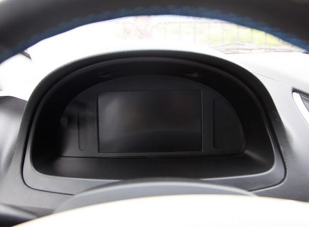 GM-SAIC Springo digital display