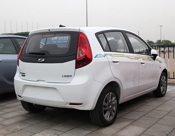 GM-SAIC Springo rear