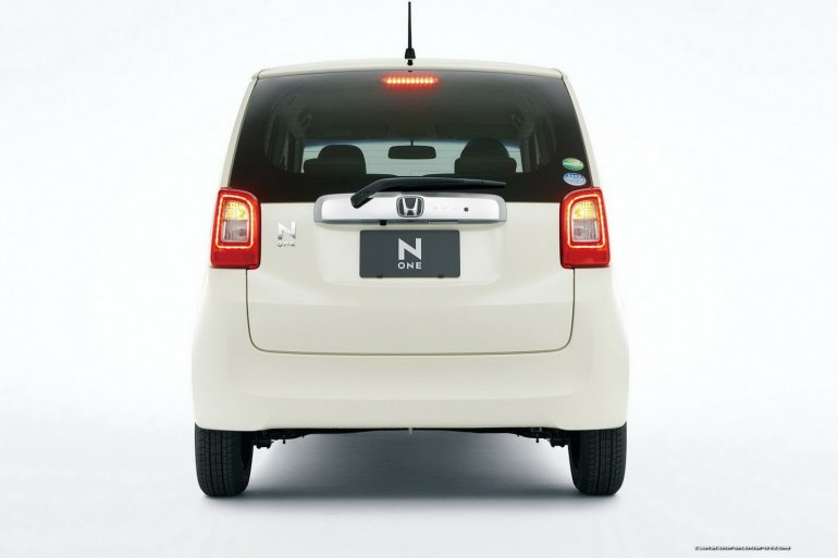 Honda N-One rear