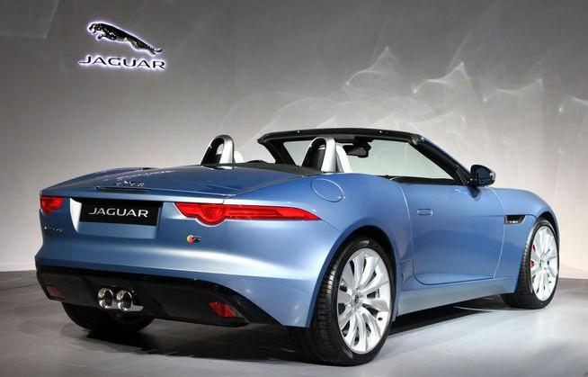 Jaguar F-Type China launch