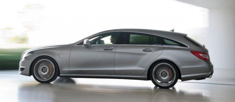 Mercedes CLS Class Shooting Brake