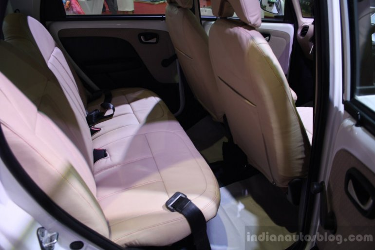 Tata Nano Individualized Concept cabin