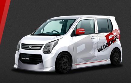 Wagon R RR fornt