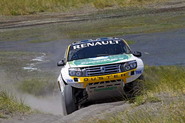Renault Duster 2013 Dakar Rally