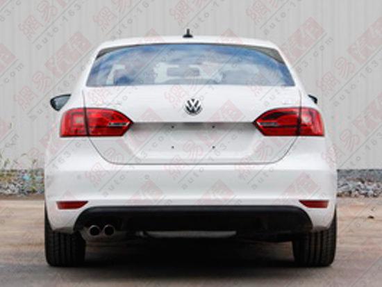 Volkswagen Sagitar GLI rear
