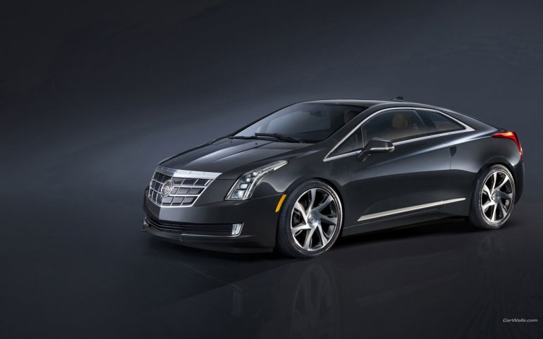 2013 Cadillac ELR front