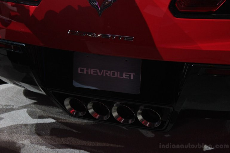 Chevrolet Corvette Stingray unveiling from NAIAS 2013 (22)