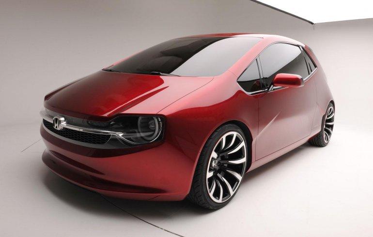 Honda GEAR Concept front three quarters