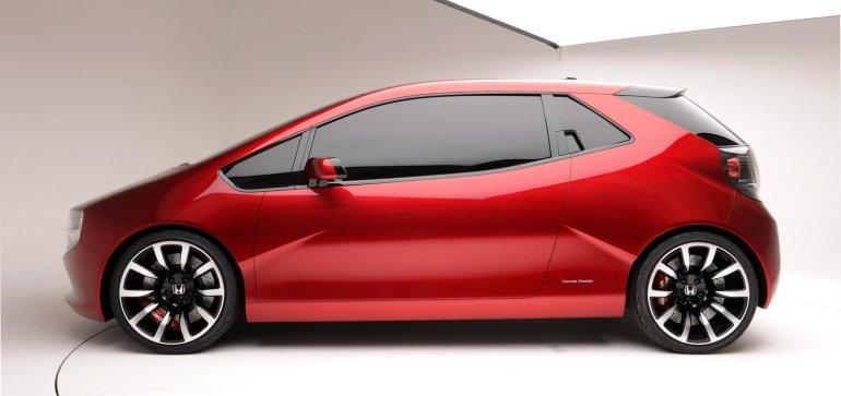 Honda GEAR Concept side view