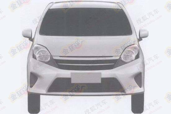 New Daihatsu Mira front