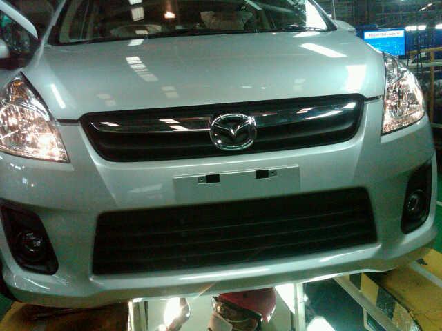 Mazda VX-1 front