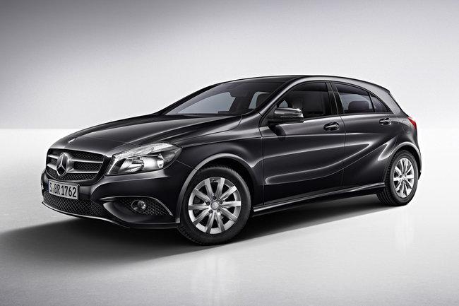Mercedes A-Class BlueEfficiency