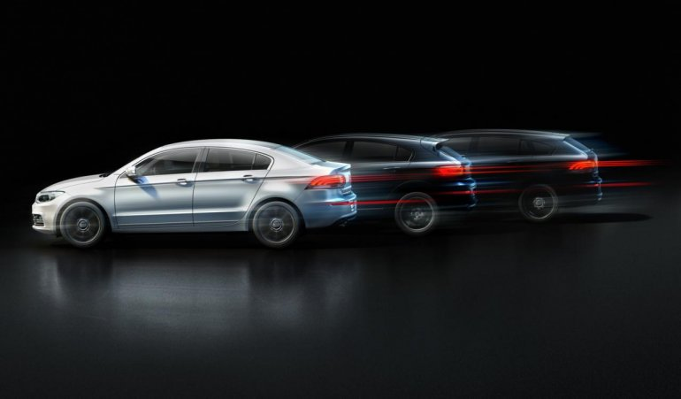 Qoros GQ3 and Cross Hybrid, Estate concepts
