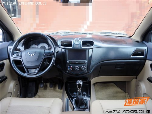 wuling-hongguang-facelift interior