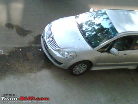 2013 Suzuki SX4 facelift front