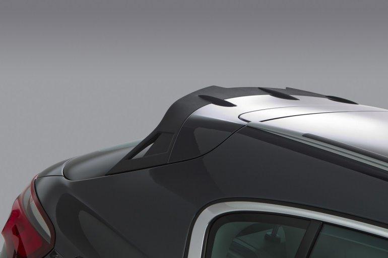 Qoros 3 Cross Hybrid Concept - detail - rear hatch