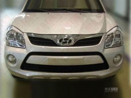 hyundai-tucson-facelift-china-front
