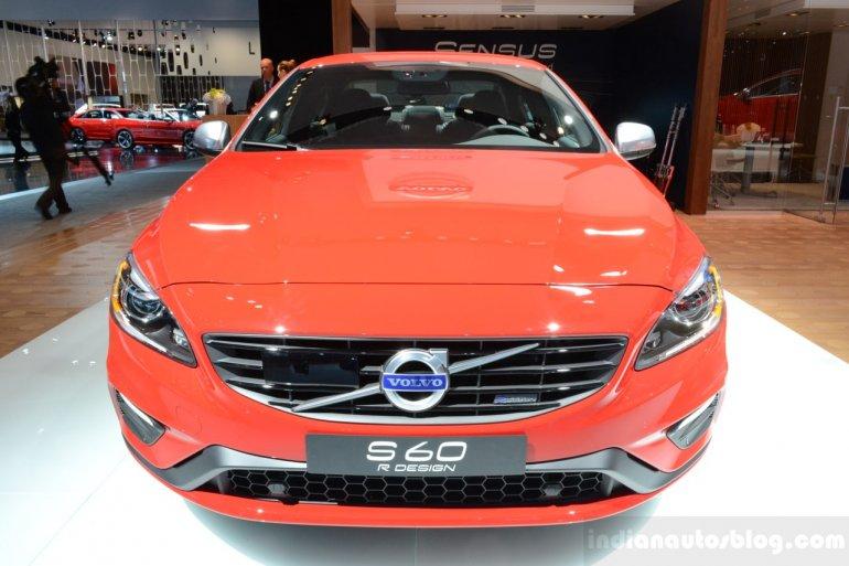 2014 Volvo S60 R-Design front