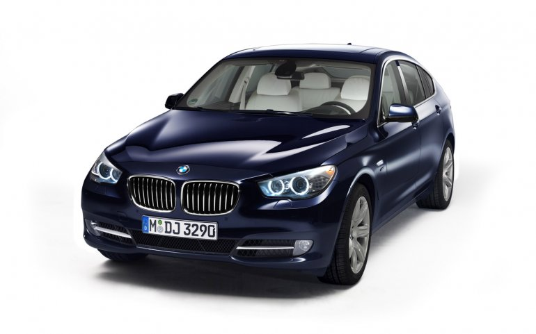 BMW 5 Series front