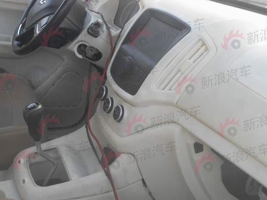 new Wiling mpv china spy interior