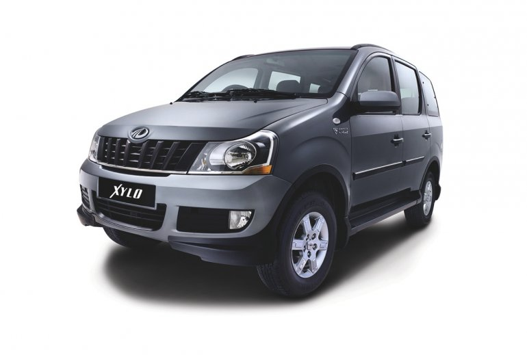 Mahindra Xylo Dolphin Grey color