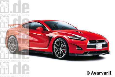 Next gen Nissan GT-R