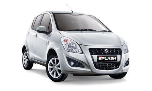 Suzuki Splash facelift launch in Indonesia