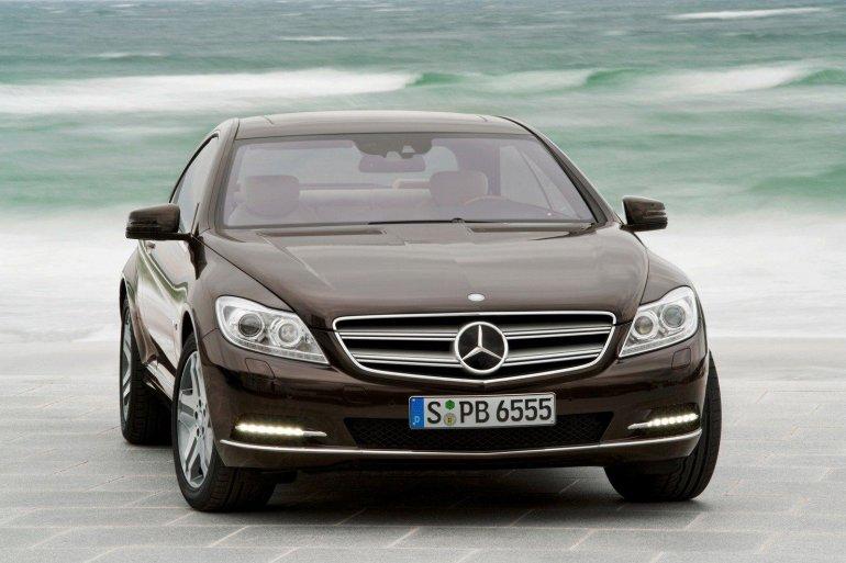 2011 Mercedes Benz CL Class