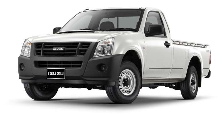 Isuzu Motors India DMAX Pickup
