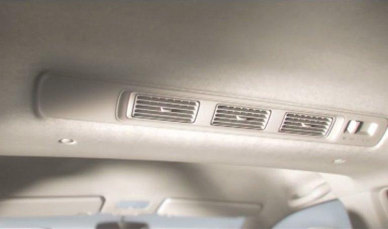 Honda Mobilio rear AC