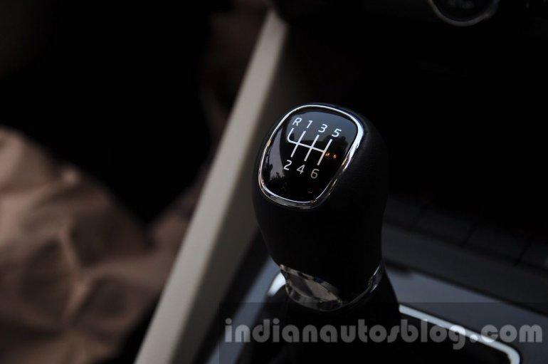 Skoda Octavia manual gearbox gear knob