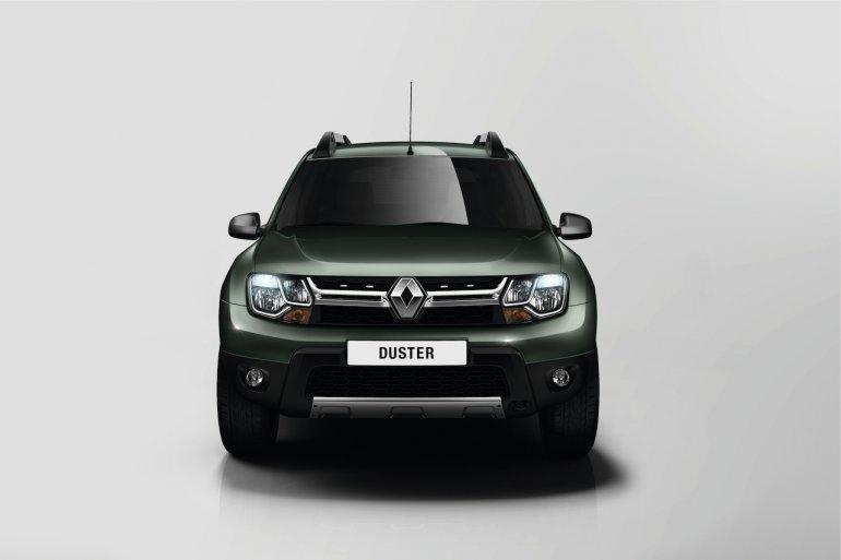 2014 Renault Duster Facelift grille 7
