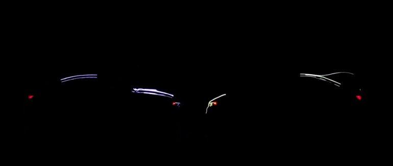 BMW M3 & M4 teaser