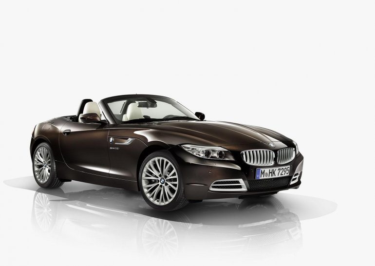 BMW Z4 Pure Fusion Design front quarter