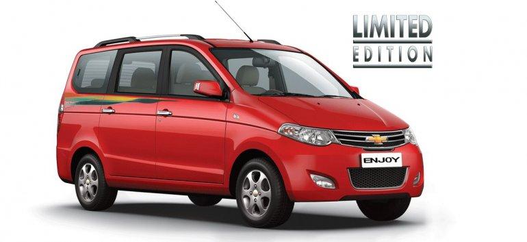 Chevrolet Enjoy Limited Edition
