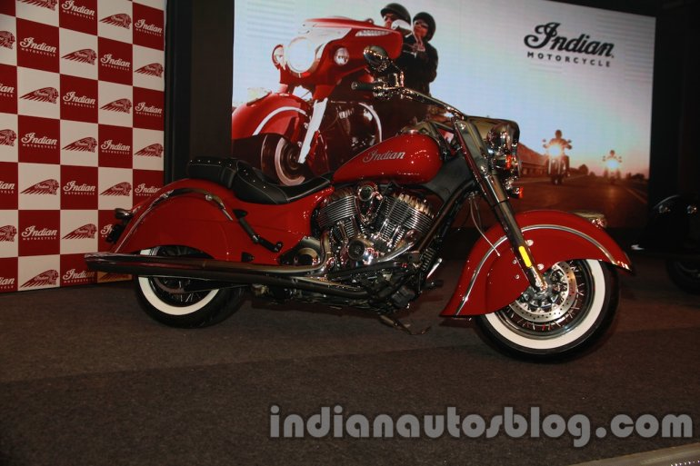 Indian Classic side view