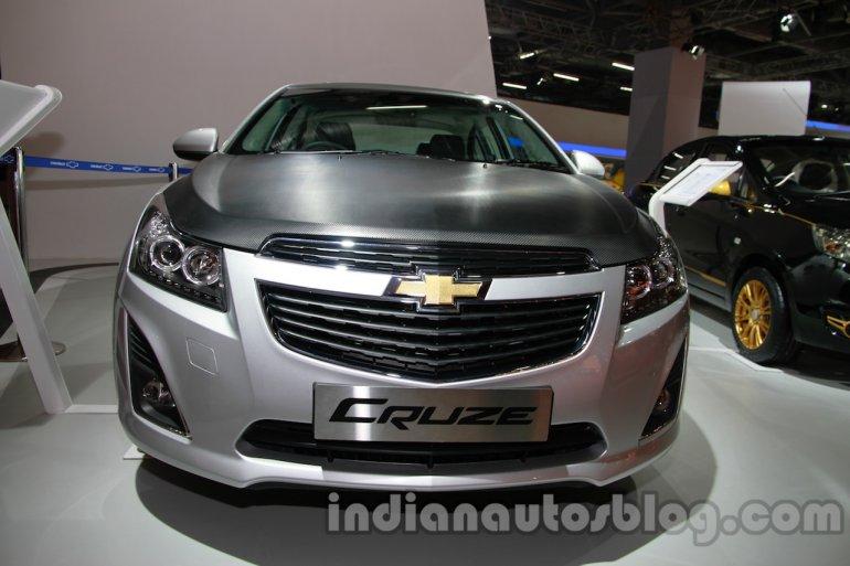 Chevrolet Cruze Stealth Auto Expo 2014