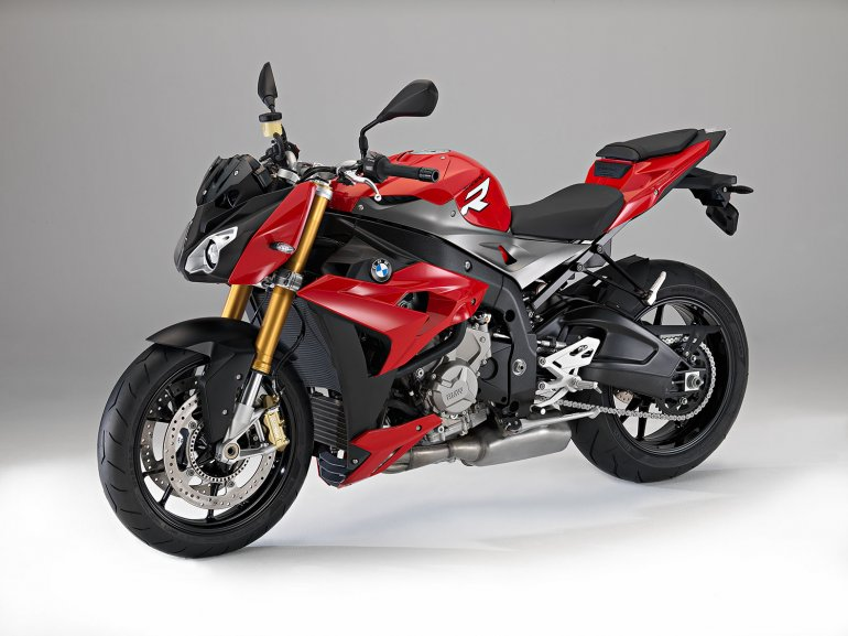 BMW S1000R side view press image