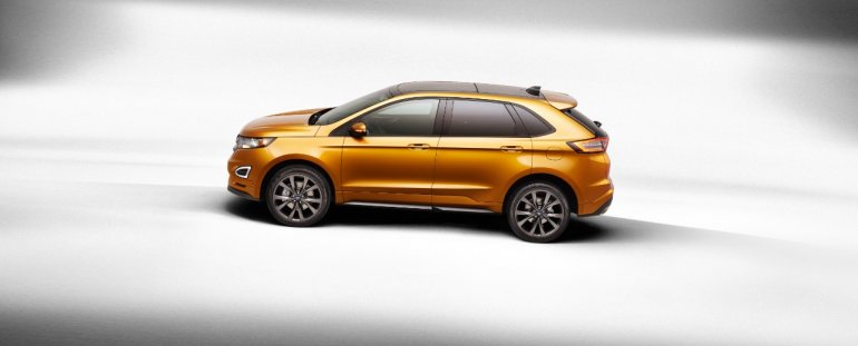 2015 Ford Edge Sport official image profile